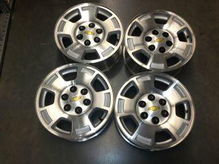 Tahoe Factory Wheels 07 08 09 10 1500 Z71 Silverado Suburban OEM Rims