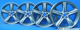 Mustang 2010 2012 19 x 8 5 Used Factory Stock Wheels Rims Set