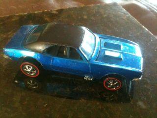 Hot Wheels Redline Custom Camaro