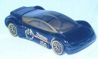 1990 Hot Wheels Avus Quattro Diecast Car Awesome