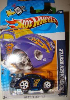 Hot Wheels 2012 Treasure Hunts Super Volkswagen Beetle