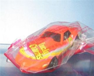Hot Wheels Lucky Charms Corvette in Baggie RR