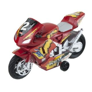 Red Hot Wheels Motorcycle Race Racing motor great motorcycle series
