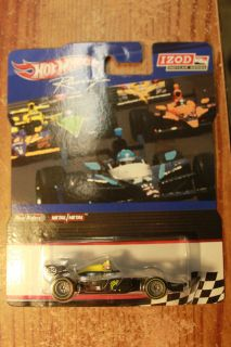 Hot Wheels 2012 Indy Car Series 82 KV Racing Black Yellow
