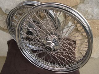 21x3 18 80 Spoke Wheels for Harley Heritage Deluxe