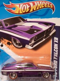 Hot Wheels Super Treasure Hunt 2012 Ford Falcon XB 73