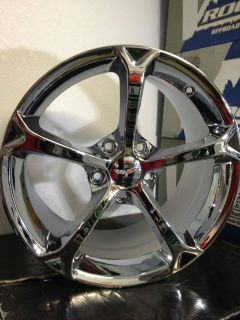 Chevrolet Corvette C6 Grand Sport Wheels Rims 84 87 Vette 18x9 5