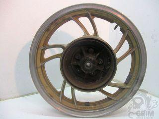 1981 1982 1982 Yamaha Virago XV750 XJ650 Rear Wheel Rim