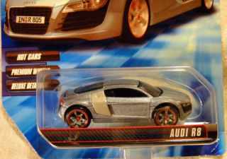 Hot Wheels Audi R8 Speed Machine Series