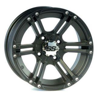 ITP SS212 12 Wheels Black Polaris Ranger RZR XP 900 12SS403