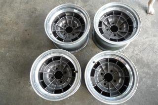 JDM TRD Tosco 13 PCD114 3 x4 Wheels Rims AE86 TA22 Datsun 510 RX3