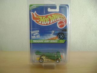 1997 Hot Wheels Dogfighter Treasure Hunt 8 12 on 585