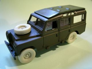 48 Resin Wheels Set for Land Rover Solido