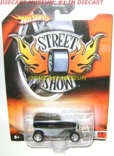Midnight Otto Street Show Hot Wheels Diecast RARE