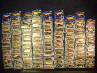 Hotwheels Hot Wheels Big Collection 100 Cars Lot
