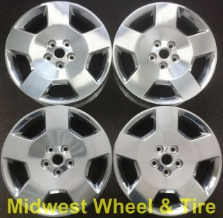 18 Chevy Impala Monte Carlo SS Wheels Rims 5074