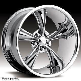Boss 338 Wheels Rims Chrome 20x8 5 20x10 5x120 Camaro