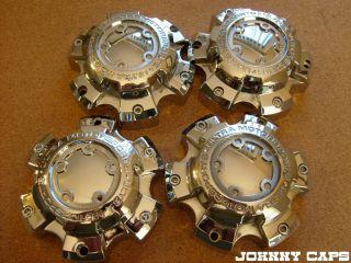 Ultra Motorsports Wheels Center Cap 89 9865 Chrome Custom Wheel Center