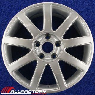 Audi A4 17 9 Spoke 2000 2001 Factory Rim Wheel 58755