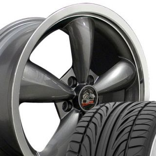 20 Bullet Rims Fit Mustang® GT Bullitt Deep Dish Wheels Falken Tires