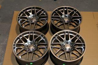 HYPER WHEELS FITS BMW E46 E90 E92 E93 M3 GTS COUPE CONVERTIBLE RIMS