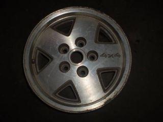 91 S10 Blazer Wheel Rim Tire 83 94 Alloy 15 Inch