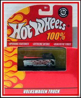 Hot Wheels 100 Volkswagen Truck