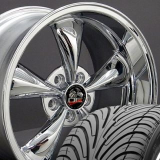 Bullitt Style Wheels Nexen Tires Rims Fit Mustang® 94 04