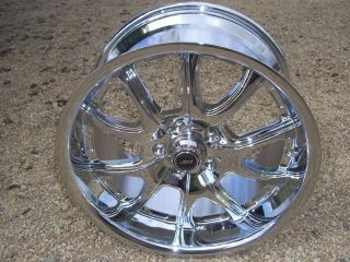 Ford Mustang 05 12 GT American Racing CHROME Redline RIMS 5 Lug Wheels