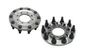 22 5 Semi Big Wheel Dually Adapters for GMC Dodge Ford and Chevy 1 Ton