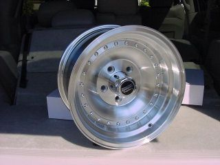 Jeep Outlaw 1 15x10 Chevy Wrangler Wheels American Racing Centerline
