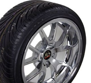 FR500 Style Wheels Nexen Tires Rims Fit Mustang® 94 04