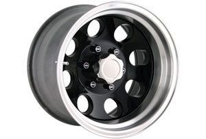 Detroit Wheels 171 5186B Blem 171 Series Black Baja Wheel