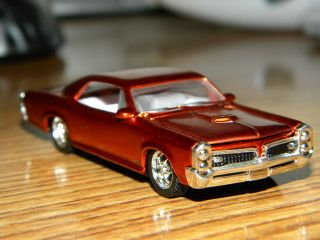 100 Hot Wheels 66 Pontiac GTO Hobby Showcase 1 7000 RARE