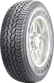 New Federal Couragia A T Tire 285 75 16 285 75R16 2857516 122 119Q