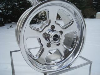 15 7 8 Gasser Hot Rod Mopar Chevy GM Ford Wheels Ridler Racing