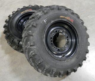 Polaris Sportsman 500 HO ATV Front Wheels Tires 700 400 335