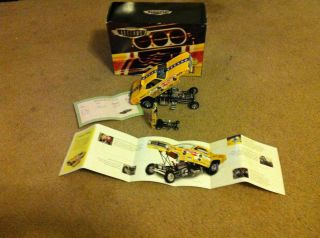 1997 Hot Wheels Legends 1970 Don Prudhomme Plymouth Barracuda 1 24