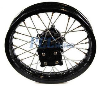 Rim Wheel CNC Hub Honda CRF50 XR 125 SDG 107 SSR 125cc Pit Bike