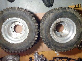 4x110 ITP or Douglass Rear Wheels Fits Honda 400EX 450R 300EX WF