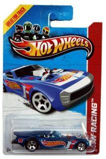2013 Hot Wheels 103 HW Racing HW Race Team Nitro Doorslammer