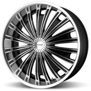 Expedition Lincoln Navigator F150 22 Black Wheels Rims