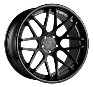 19 Vertini Magic Staggered Wheels 5x114 3 Rim Fits Nissan 350Z 2003