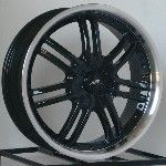 18 inch Black Wheels Rim Cadillac cts STS SLS New 5x115