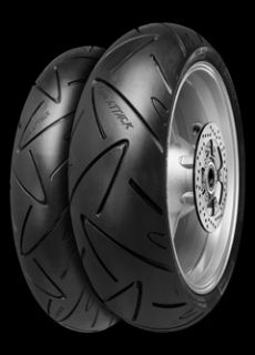 Conti Road Attack Front Motorcycle Tire 120 70ZR17