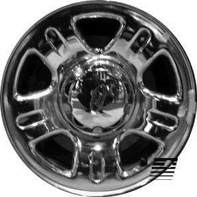 Refinished Ford Explorer 2002 2004 16 inch Wheel Rim