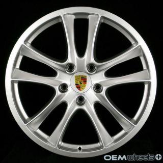 22x10 Porsche Style Wheels 5x130 Rims Fits Porsche Cayenne 2004