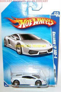 Lamborghini Gallardo LP 560 4 Hot Wheels Diecast 2010