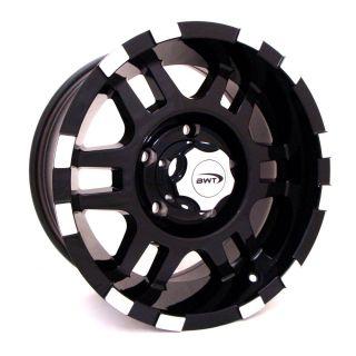17x9 BWT Raptor Black Wheel Rim s 5x135 5 135 17 9