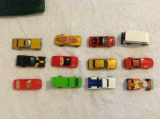 Hot Wheels Cars 1970s and 1980s Lot of 9 Cars 3 Other Cars Free